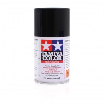 Schwarz seidenmatt  (Acrylspray)