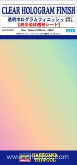 Klebefolie Klares Hologram