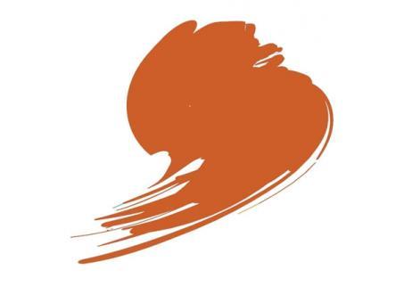Orange (fresh) rust