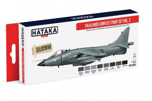 Farbset Falkland-Konflikt Teil 2: Britische Luftwaffe