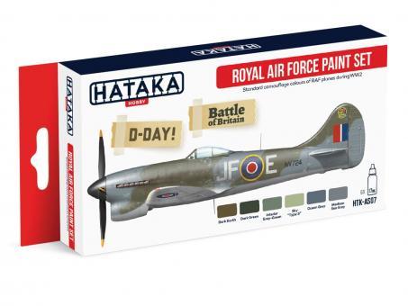 Farbset Royal Air Force (RAF)