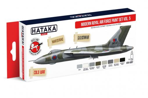 Moderne Britische Luftwaffe, Teil 5
