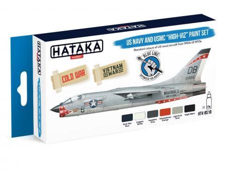 "Farbset US Navy und USMC ""High-Viz"""