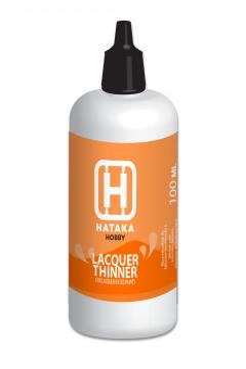 Hataka: Lackfarben-Verdünner (Orange Serie)