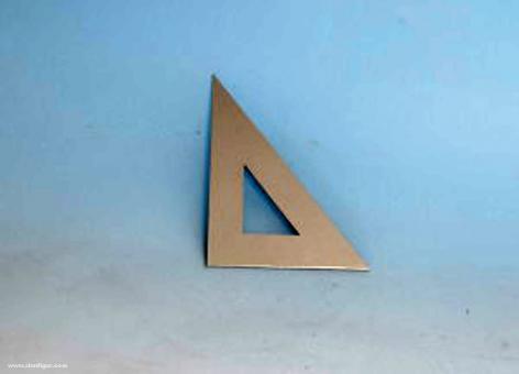 Winkel D, Dreieck-Winkel