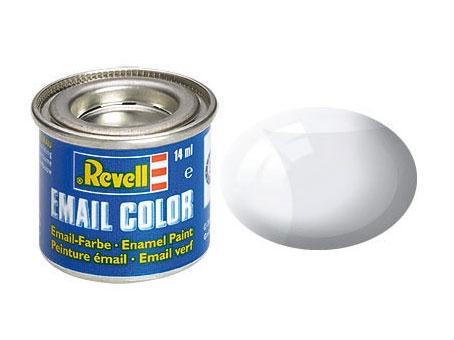 Farblos, glänzend - Email Color