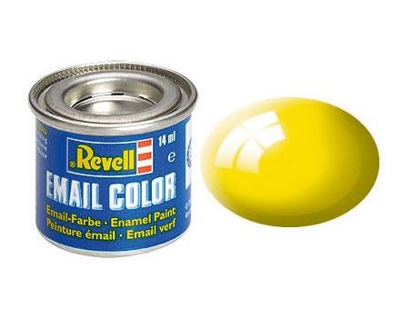 Gelb, glänzend - Email Color