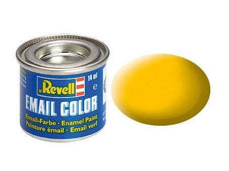 Gelb, matt - Email Color