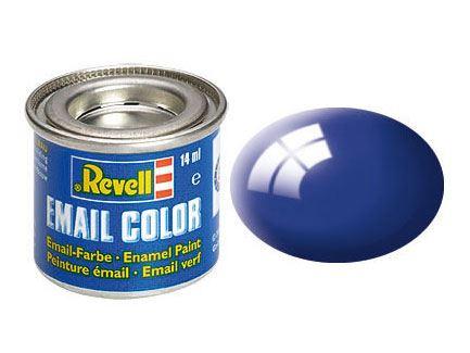 Ultramarinblau, glänzend - Email Color