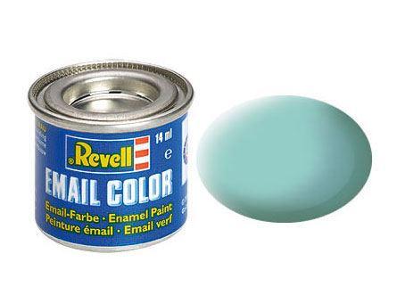 Lichtgrün, matt - Email Color
