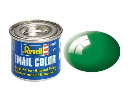 Smaragdgrün, glänzend - Email Color
