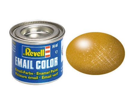 Messing, metallic - Email Color