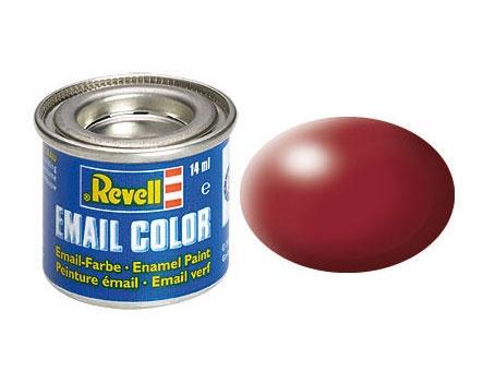 Purpurrot, seidenmatt - Email Color