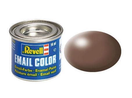Braun, seidenmatt - Email Color