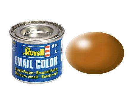 Holzbraun, seidenmatt - Email Color