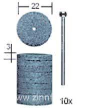 Silicium-Karbid-Schleifscheiben 22mm