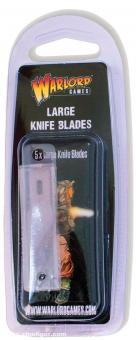 Warlord Large Replacement Knife Blades (5 pieces)