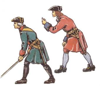 Artillery Men