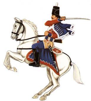Prussia: 2nd Hussar Regt.