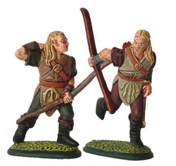 2 Silvan Elben-Bogenschützen
