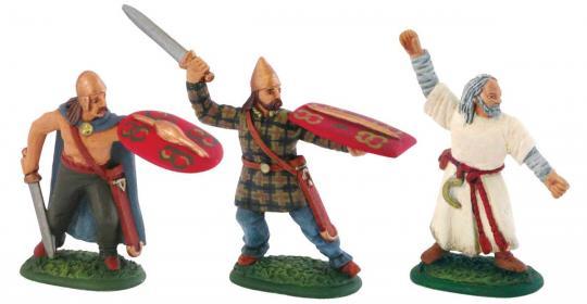 2 Noblemen and Druid
