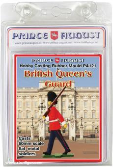 British Queens Guard