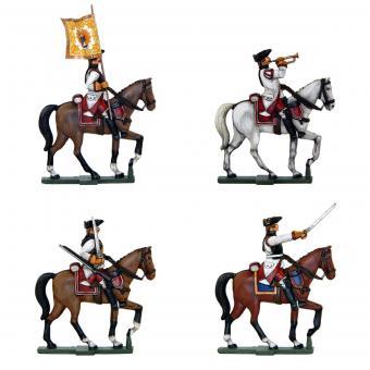 Österreichische Kavallerie