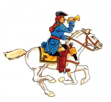 Cavallery Trumpeter