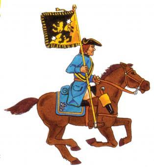 Cavallry Standard-Bearer