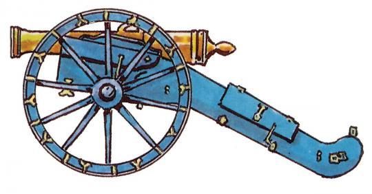 6-Pfünder-Kanone
