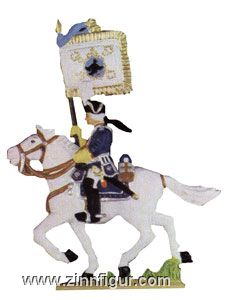 Cavalryman with Standard
