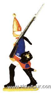 Marching Grenadier