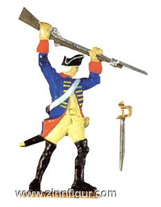 Fighting Musketeer (plus extra Sabre)