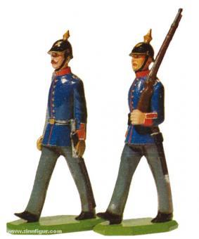 Offizier und Mann