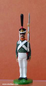 Guard Grenadier - Parade - 1812-15