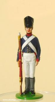 Prussian Musketeer - 1809-15