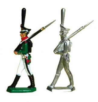 Grenadier with Kiwer Marching
