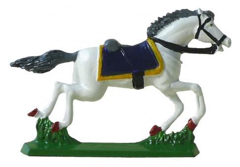 Gallopping Horse with Saddle -Character 2-