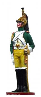 Dragoon Officer - Imperial Guard - 1805-15