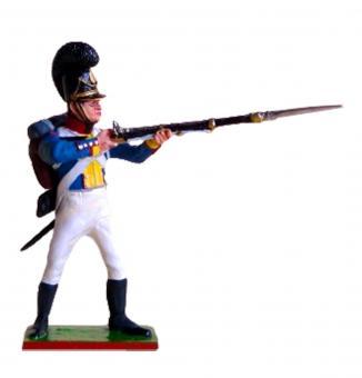 """Bayerischer Grenadier """"legt an"""" - 1810-15"""