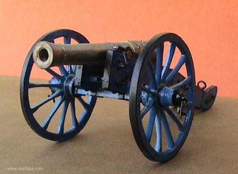 Prussian 12 pdr Gun - 1809-15