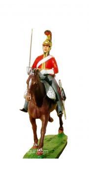 British Life Guard, Mannschaft, Aufsitzer, 1812-1815