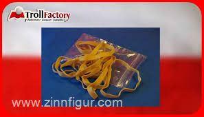 Gummibänder für Formenbau - 10 Stück
