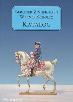 Catalogue Offizin BERLINER ZINNFIGUREN