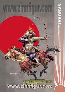 Spezialkatalog für vollplastische Figuren zum Thema Samurai