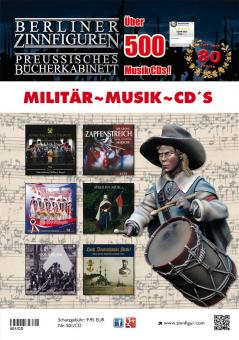 Catalogue of military music cd´s