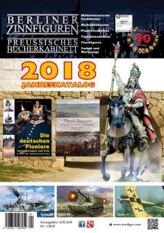 Jahresabonnement für Kataloge der Berliner Zinnfiguren