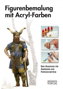 Cabos, J.: Figurenbemalung mit Acryl-Farben