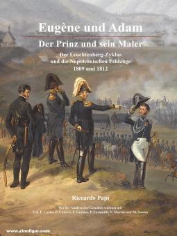 Pápi, R.: Eugène und Adam. Der Prinz und sein Maler