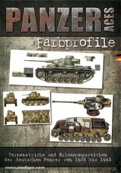 Panzer Aces I - Farbprofile